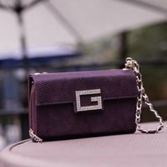 갤럭시S20 (G981) Brahms_Gee 지퍼 지갑 가죽케이스_(2886286)