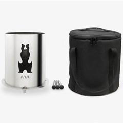 [MINI] 미니 곰화로대 세트 (본체+가방)