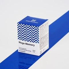 [원퍼센트] 메가메모리 기억력 영양제 2개월 (3+1BOX)