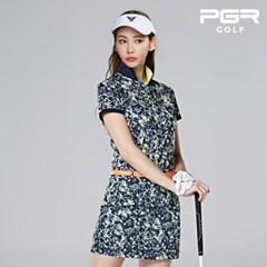 PGR GS-155 밀리터리 여성 골프치마