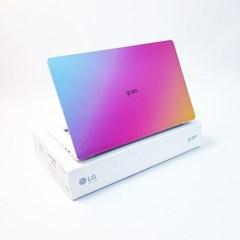 LG .그램 17 17Z90N 20년 그라데이션 디자인 노트북 스킨