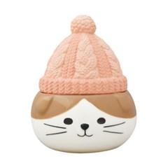 데꼴 Non-Electric 에코가습기 털모자 고양이