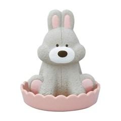 데꼴 Non-Electric 에코가습기 토끼 인형