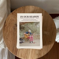 season notebook-busking (diary)