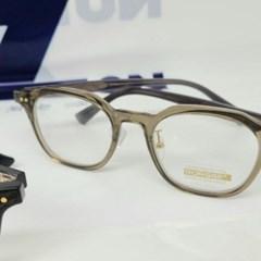 뿔테 투명 도수없는 가벼운 블랙 핑크 패션 안경