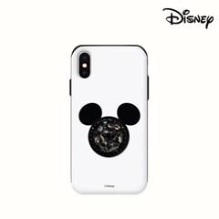 디즈니 미키 트윙클 섀도우 스마트톡+유광 카드범퍼