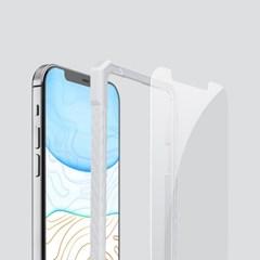 오하이 아이폰12시리즈 액정보호 풀커버 강화유리