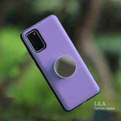 LG Q70(Q730) Brujula Bumper 스마트 그립톡 카드 범퍼_(2887897)