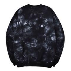 타이다잉 3 헤비웨이트 스웨트셔츠 BLACK