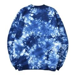 타이다잉 3 헤비웨이트 스웨트셔츠 BLUE
