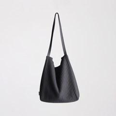 스퀘어 엣지 에코백 47 소프트 블랙 - soft black