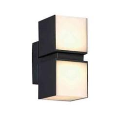 LED 큐브원 2등 B형 12W-방수등(삼성칩)