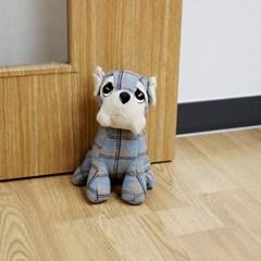 강아지 도어스토퍼_블루