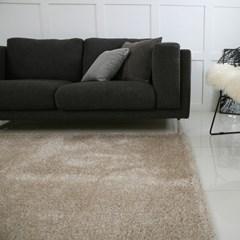 바론샤기 카페트 침실 거실 러그 인테리어 소품 150x200