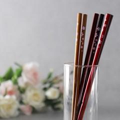 고급 벚꽃 젓가락 5p세트