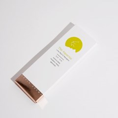 [루시아아로마]물병자리x라임바질&만다린 인센스스틱