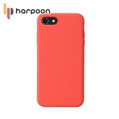 하푼 아이폰SE2 정품 리퀴드 파스텔 실리콘 케이스