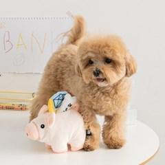 바잇미 돼지저금통 노즈워크 장난감