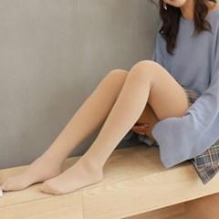 따뜻한 유발 무발 살색 검정 겨울 기모 스타킹