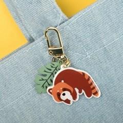 나인어클락 버즈 에어팟 프로 열쇠고리 미니동물 젤리 키링