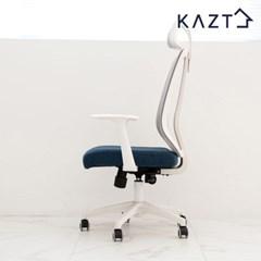 퍼스트 사무용 편한 팔걸이 조절형 의자