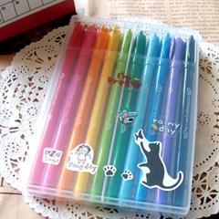 Rainbowjell 10본세트