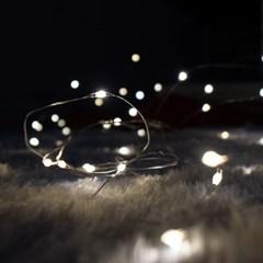LED 큐빅 은하수(100구)