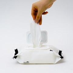 씨에스리빙 클린 밀착 막대걸레 전용 물걸레 청소포 30매,60매,300매