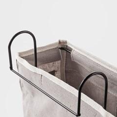 의자 침대틀 기저귀정리함 수납함 걸어쓰는 린넨수납백세트 2개1set