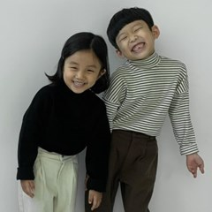 엔) 쫀쫀 아동 반목폴라티-주니어까지