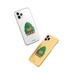 트리아보 아이폰 갤럭시 하드 / 젤리 2종 폰 케이스
