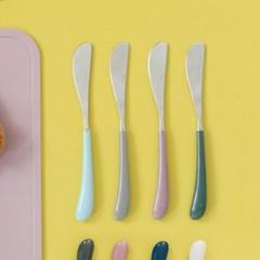 몽블랑 스완 실버 커트러리 11color - 아동용 디너나이프