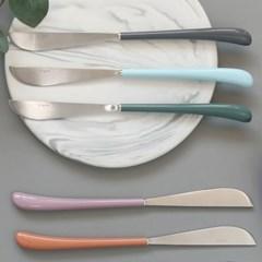 몽블랑 스완 실버 커트러리 11color - 디너나이프