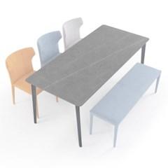 [스코나]갈런드 포세린 통세라믹 1800 식탁 테이블_(602827327)
