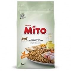 미토] 프리미엄 고양이사료/치킨 (1kg×5개)_(448913)