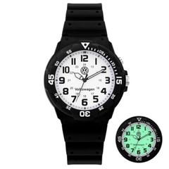 [폭스바겐] 우레탄 시계 VW-GreenLight