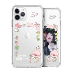 카카오프렌즈 포토프레임 젤하드케이스 아이폰6/아이폰6S
