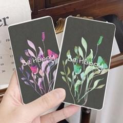 이음2025 꽃다발 보조배터리