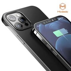 Mcdodo 맥도도 아이폰 12·12 프로용 리얼 그립 하드 케이스
