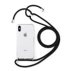 핸드폰 목걸이 줄 스트랩 케이스 6color 아이폰 갤럭시 폰스트랩