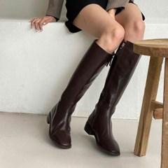 kami et muse Minimal slim long boots_KM20w158