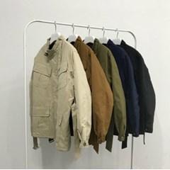 겨울 남성 루즈핏 허리로브끈 누빔 두꺼운 자켓 패딩