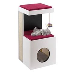 고양이 퍼플라스트(ferplast) 캣타워 디아블로_(517007)
