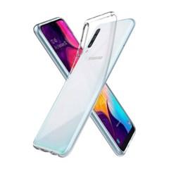 하푼 갤럭시A7 2018(A750) 크리스탈 퓨어쉬폰 케이스