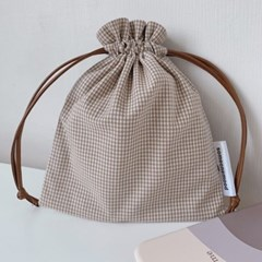 leather mood pouch