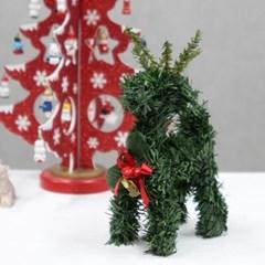 크리스마스 인테리어 소품 루돌프 미니 트리_(1278007)