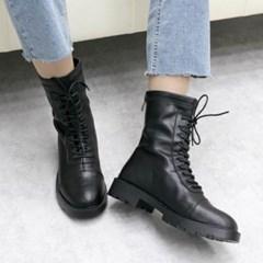 kami et muse Fur ankle walker boots_KM20w163