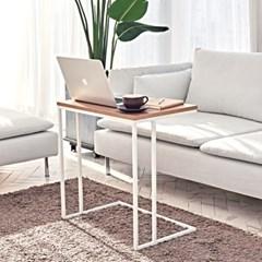 국내산 사이드 사각테이블 조립없는 완제품 쇼파협탁 침대보조테이블