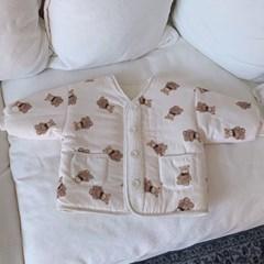 페) 곰돌이 아동 3온스 패딩점퍼