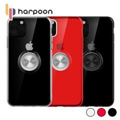 아이폰6+ 아이폰6S+ 클리어 아머 링 마그네틱 케이스